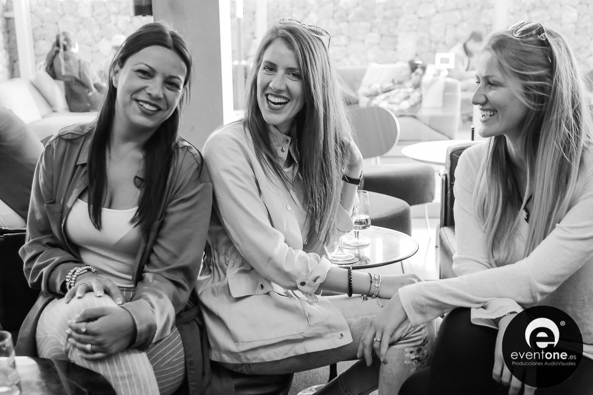 Mónica Berden, Jessica y Yasmin Reina